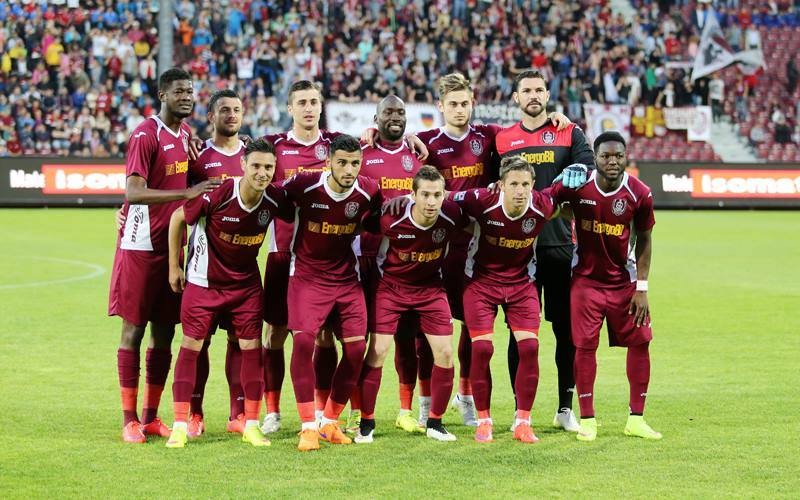 Prediksi CFR Cluj Vs Dudelange 31 Agustus 2018