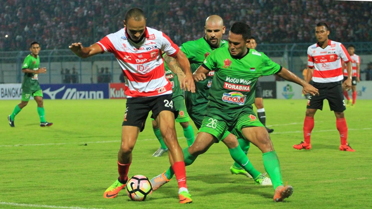 Prediksi Madura United Vs PS Tira 3 Agustus 2018