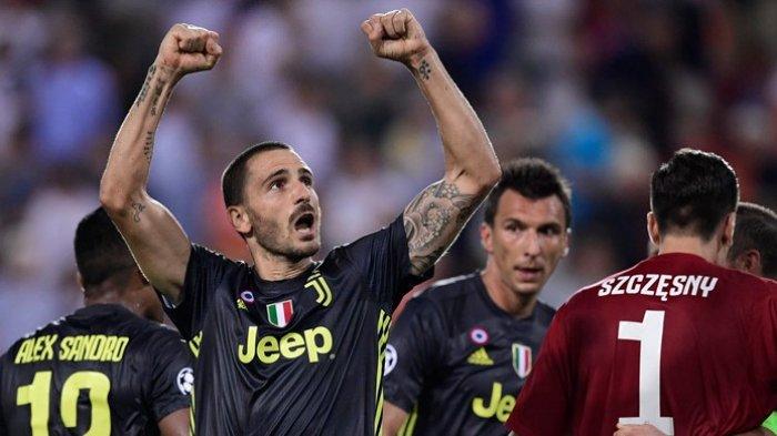 Prediksi Juventus vs Young Boys 2 Oktober 2018
