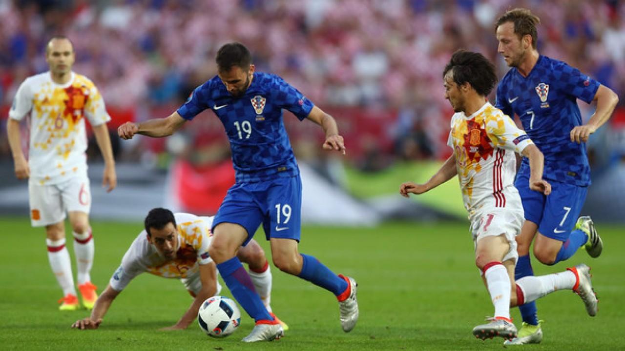 Prediksi Spanyol Vs Kroasia 12 September 2018