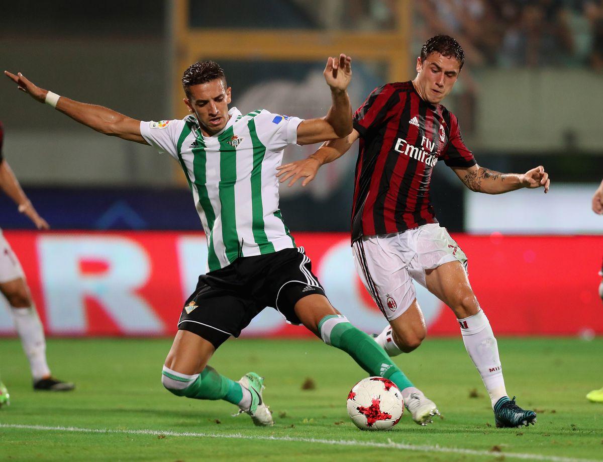 Prediksi AC Milan vs Betis 25 Oktober 2018