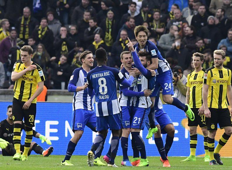 Prediksi Hertha Berlin Vs RB Leipzig 04 November 2018