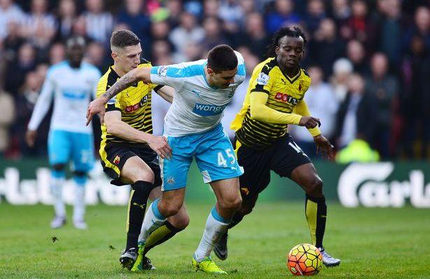 Prediksi Newcastle United Vs Watford 03 November 2018