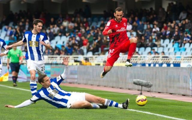 Prediksi Real Sociedad vs Sevilla 05 November 2018